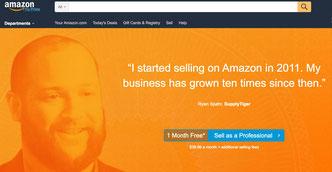 Amazon Affiliate Store Builder, Amazon FBA, Fulfilled by Amazon, Amazon UK Store