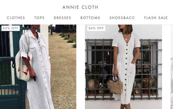 AnnieCloth complaints. Is an AnnieCloth fake or real? Is an AnnieCloth legit or hoax?