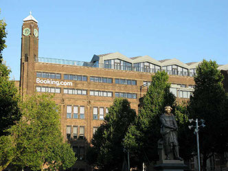 Booking.com Headquarters in Amsterdam
