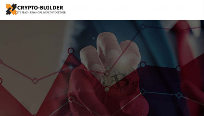 Crypto Builder legit or scam? Crypto Builder complaints. Crypto Builder safe or not?