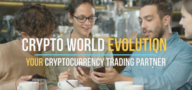 Crypto World Evolution scam or legit? Crypto World Evolution safe or not? Crypto World Evolution legit or fraud?