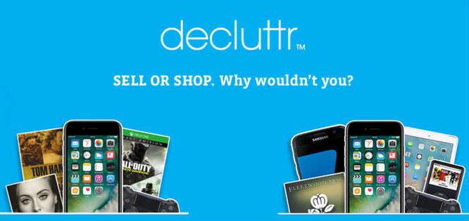 Decluttr scam or legit? Reviews Decluttr. Decluttr legitimate or not? Decluttr real or fake? Decluttr reviews.