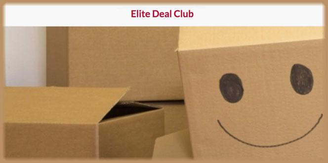 Elite Deal Club legit or not? Elite Deals Club coupon code works or not? Elite Deals Club review.