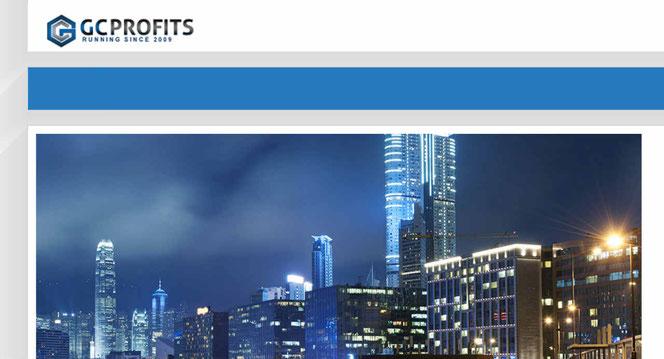 GC Profits review. Is GCProfits.com scam or legit? What is GC Profits?