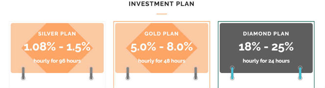InstantHour investment plan.