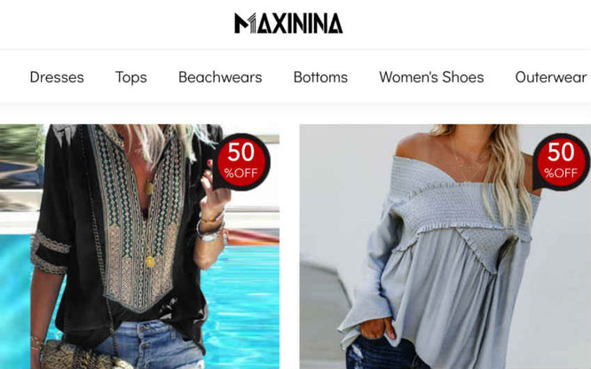 Maxinina complaints. Is a Maxinina fake or real? Is a Maxinina legit or hoax?