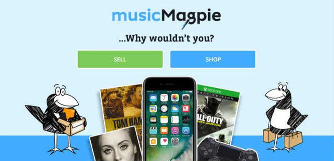 Music Magpie scam or not? music Magpie app review. music Magpie legit or not?