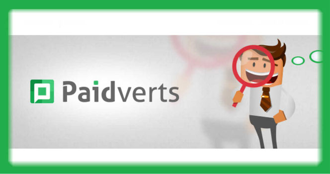 Paidverts.com review. What is Paid Verts? Either is Paidverts scam or legit?