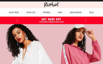 Romwe complaints. Romwe fake or real? Romwe legit or fraud?