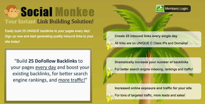social monkee review, www social monkee com, social monkee free, social monkey backlinks