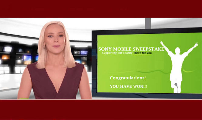 The Sony Mobile Sweepstake Scam at Nuson