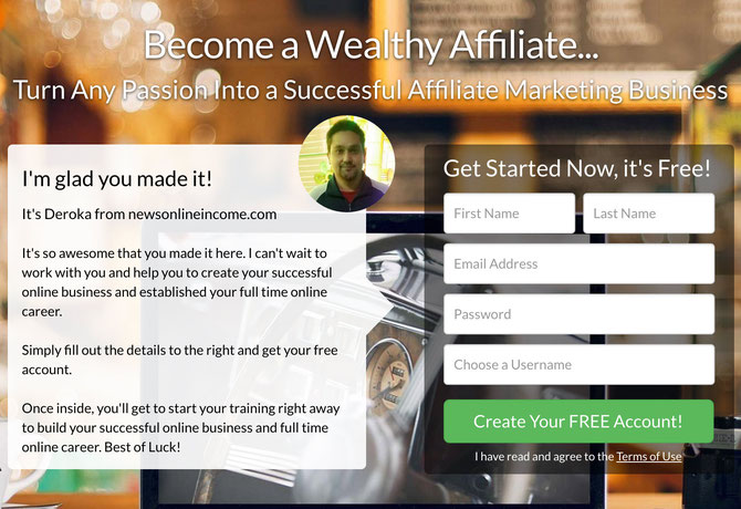 Top Online Work Company, Best Work Home Business, Click HERE to join Wealthy Affiliate - Our No. 1 Recommended Online Work Company