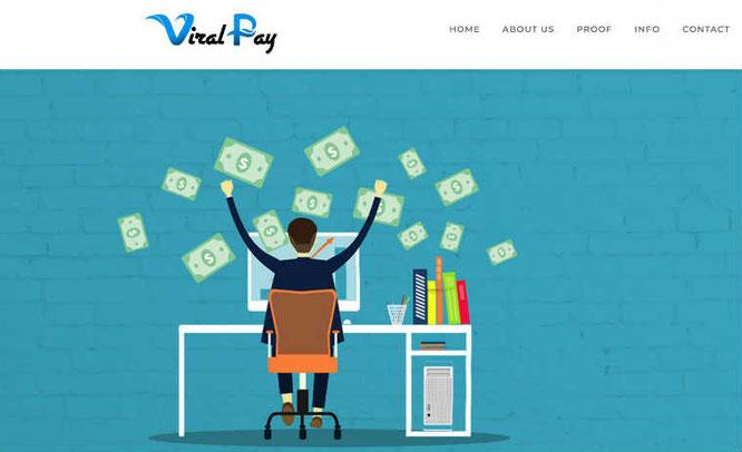 ViralPay complaints. Is ViralPay fake or real? Is ViralPay legit or fraud?