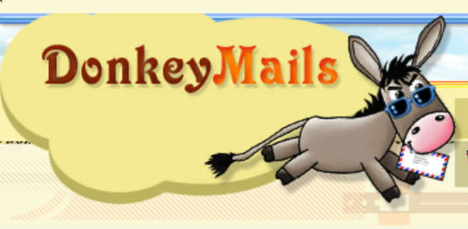 What is Donkey Mails? Is DonkeyMails Legit or Scam? Donkey Mails reviews.