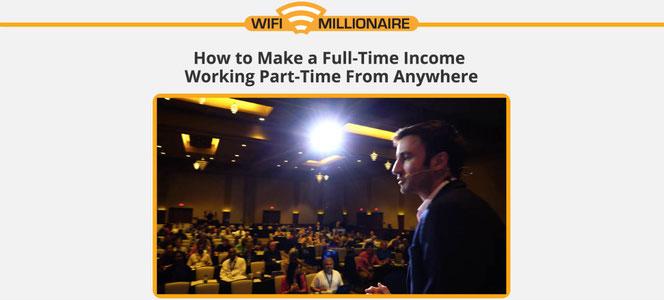 WIFI Millionaire system scam. WIFI Millionaire review. What is WIFI Millionaire?