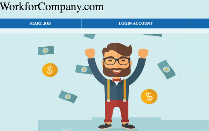 WorkForCompany complaints. WorkForCompany fake or real? WorkForCompany legit or fraud?